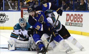 The San Jose Sharks Have a Large Hill to Climb