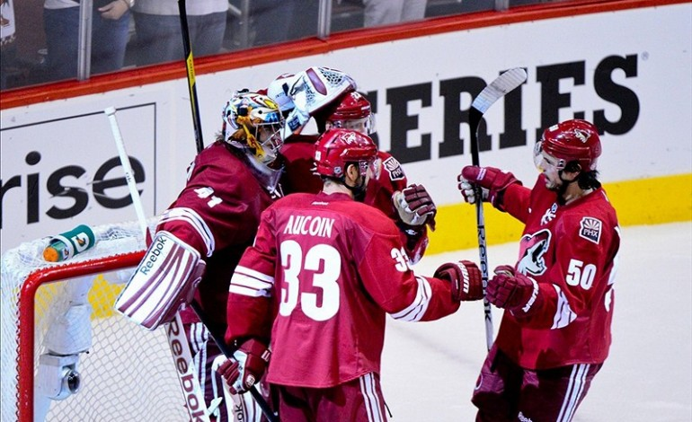 Hat Trick For Antoine Vermette Comes At Right Time For Phoenix Coyotes
