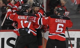 New Jersey Devils Gain Upper Hand Vs. Philadelphia Flyers