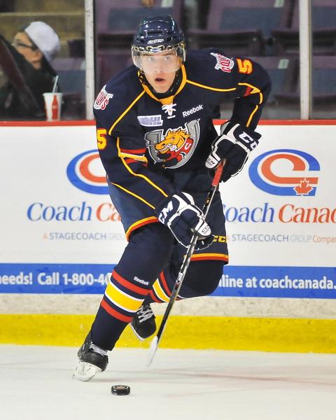 Aaron Ekblad (OHL Images)