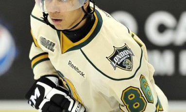 Andreas Athanasiou - The Next Ones: 2012 NHL Draft Prospect Profile - Beware the Greek