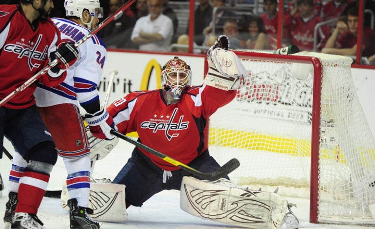 Washington Capitals Roster Preview: Goalies