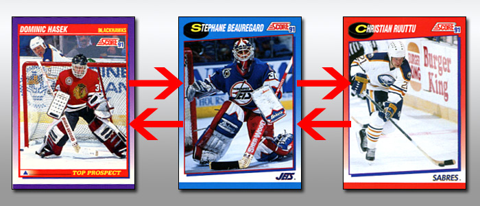 Dominik Hasek Trade