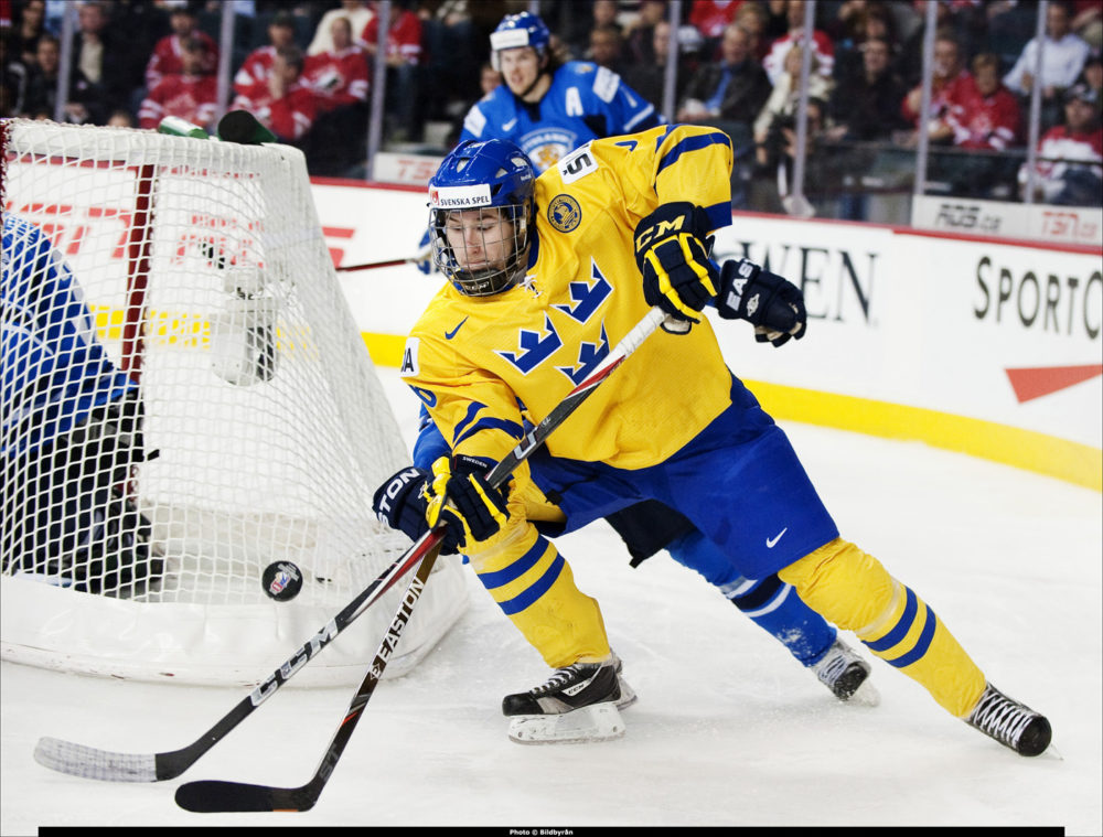 Filip Forsberg – The Next Ones: NHL 2012 Draft Prospect Profile
