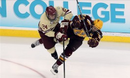 College Hockey Should Adopt 3-on-3 OT