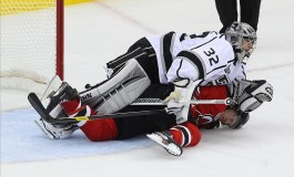 New Jersey Devils Dominated By Los Angeles Kings, Face Sweep in Game 4