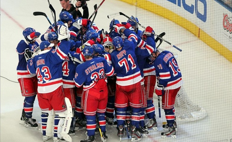 Rangers Will Have A Devil of a Time in the Eastern Conference Finals