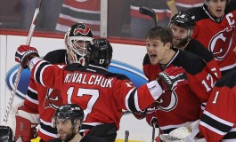 How Do the Devils Spell Clutch? Ponikarovsky