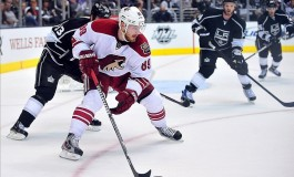 Coyotes, Glendale Settle Differences