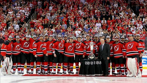 Devils win Eastern Conference 2012