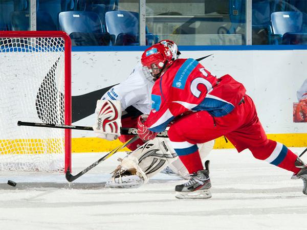 Anton Slepyshev: 2012 NHL Draft's offensively dynamic wild card Russian forward
