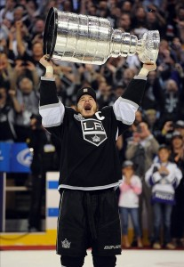 Dustin Brown, LA Kings