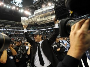 Luc Robitaille: King of His Time