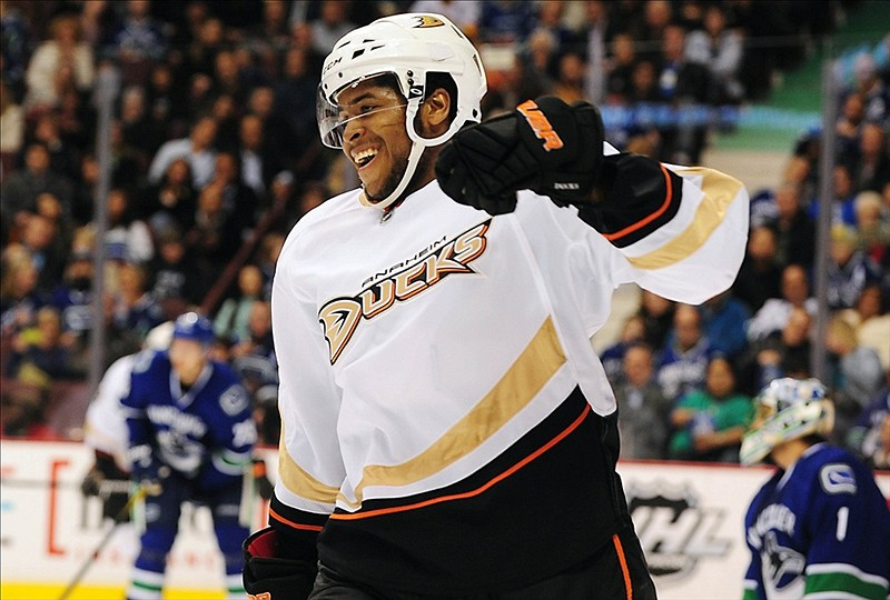 Devante Smith-Pelly, Anaheim Ducks, Montreal Canadiens, Jiri Sekac, Trade, NHL