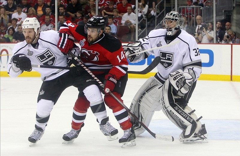 The battle continues fantasy hockey fans!(Ed Mulholland-US PRESSWIRE)