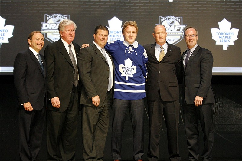 Morgan Rielly has plenty of developing to do before making the transition into the NHL (Charles LeClaire-US PRESSWIRE)