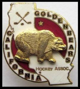 California Golden Bears pin