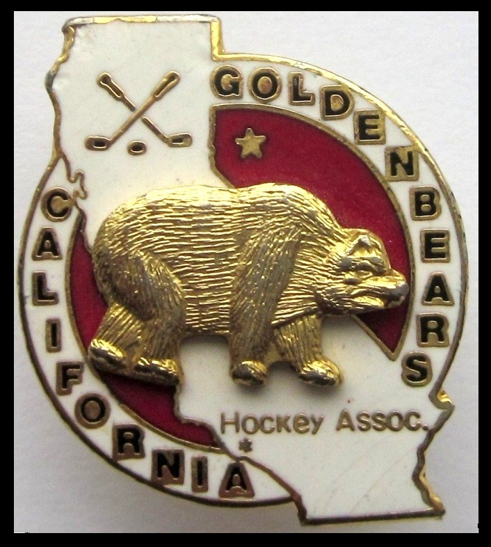 California Golden Bears pin