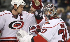 Could Eric Staal Be On the Trade Block?