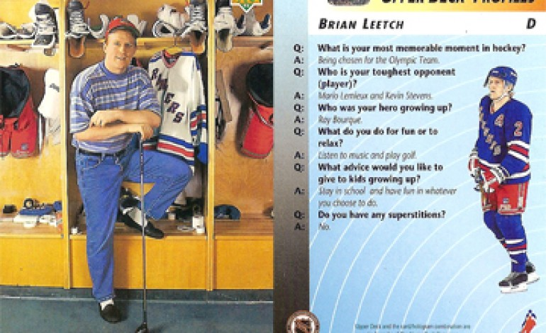 Hockey Cards: A Journey Through the Past