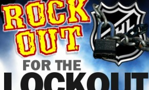 """Rock Out for the Lockout: """"Clear the Track, Here Comes Shack"""""""