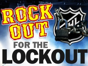Rock Out for the Lockout – Happy Holidays!