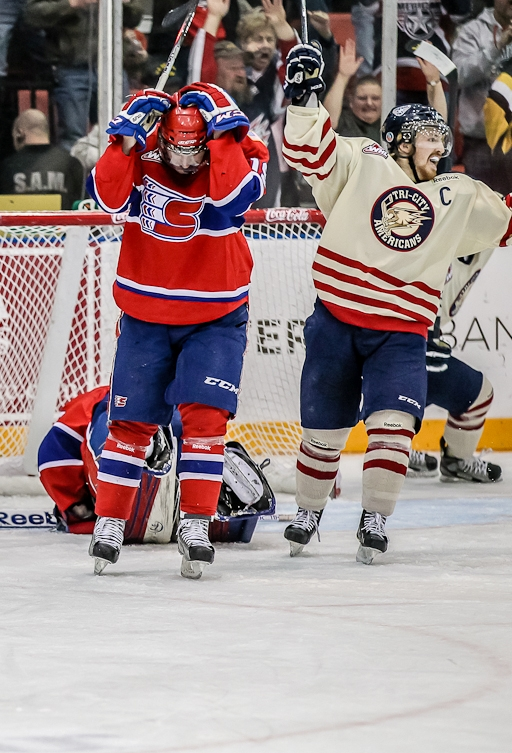 The Tri City Americans can still score goals this year