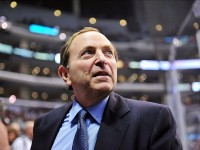 Gary Bettman will soon have to make a decision about the Coyotes (Gary A. Vasquez-US PRESSWIRE)