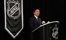 NHL COO John Collins Leaving League