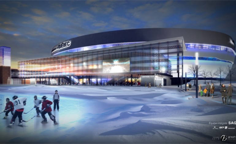 Quebec City Officially Unveils New Arena