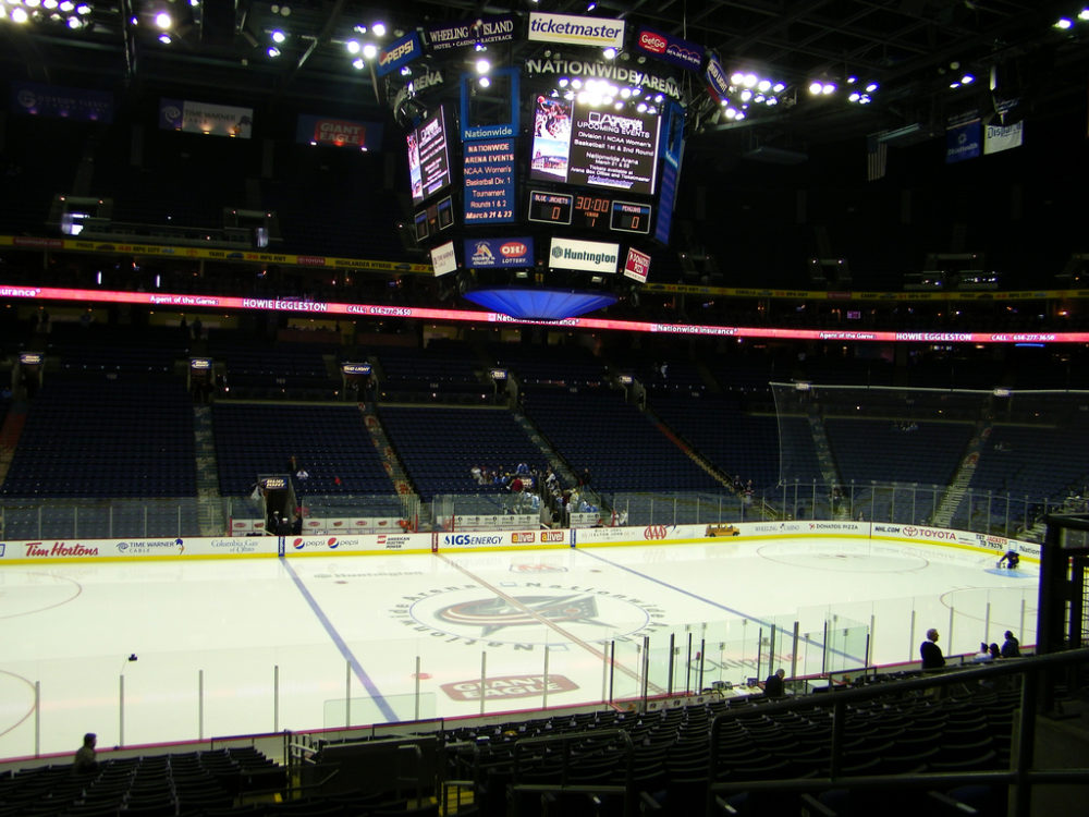 Arena owners may jump at the chance to fill their buildings in the absence of an NHL season. (Natalie Lutz/Flickr)