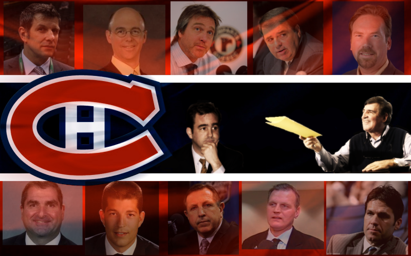 Candidates for the Habs' vacant GM position all had one thing in common. Source: Allhabs.net