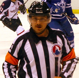 Jamie Koharski Referee