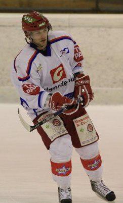 Mikeol Moroder Italian hockey