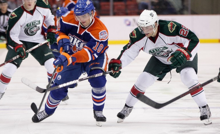 Houston Aeros: Good and Bad News For Minnesota Wild Prospects