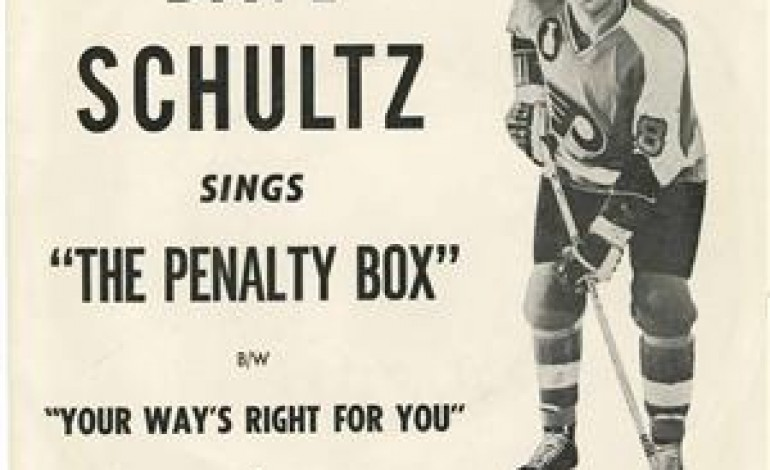 "Rock Out for the Lockout: ""The Penalty Box"" by Dave Schultz"