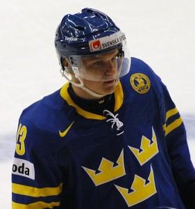 Jakob Silfverberg sweden hockey