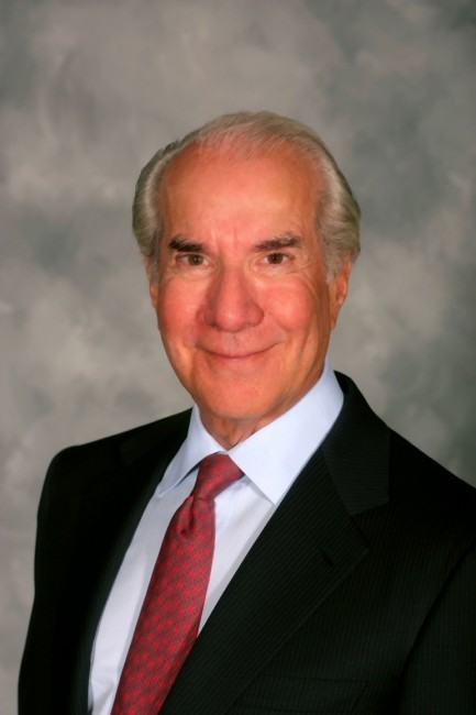 Flyers chairman Ed Snider (cr: Comcast-Spectacor PR)