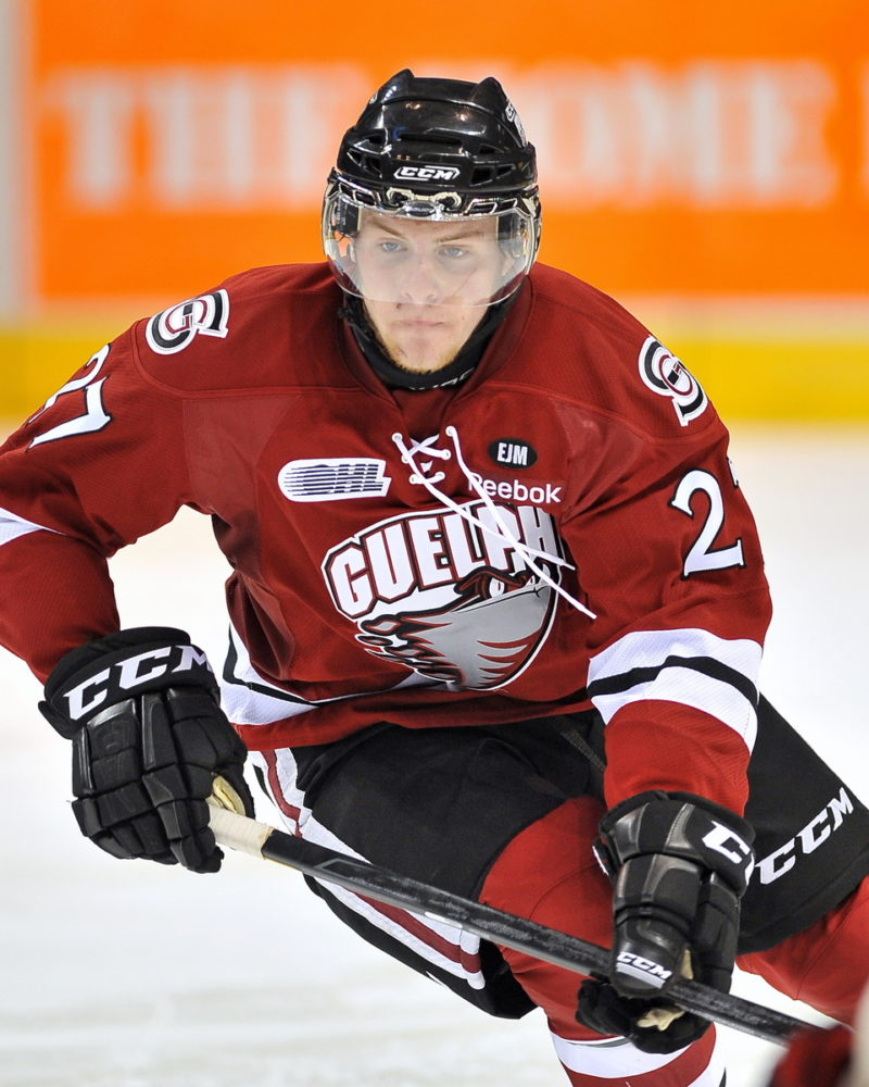 Tanner Richard (Terry Wilson/OHL Images)