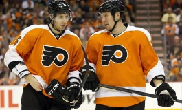 First Period: Flyers' Season Filled With Ups And Downs