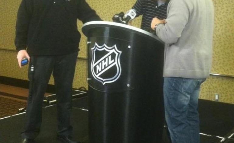 Top Ten NHL Podiums