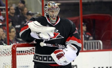 Hurricanes Goaltender Competition Set to Heat Up