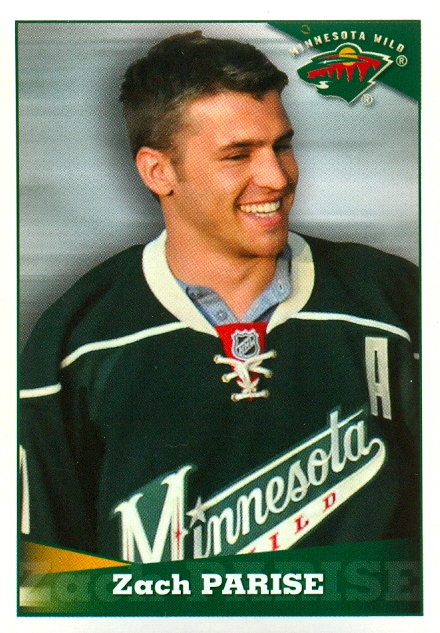 2012-13 Panini Hockey #255 Sticker Zach Parise