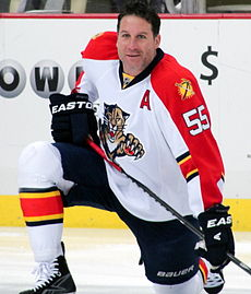 Ed Jovanovski, Florida Panthers
