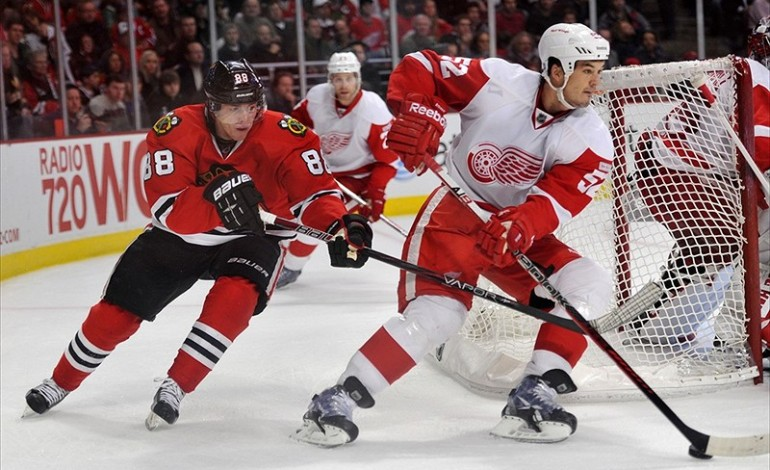 Jonathan Ericsson: Detroit Red Wings Impact Players