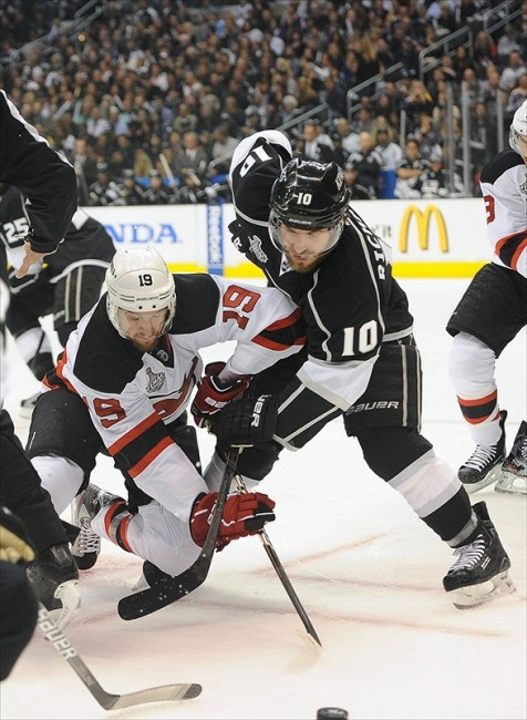 The Decline and Fall of the Kings' Mike Richards