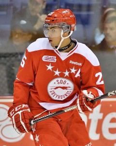 Darnell Nurse (Terry Wilson/OHL Images)