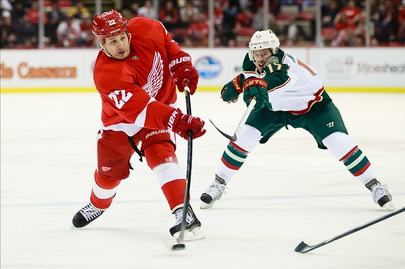 Jordin Tootoo (Rick Osentoski-USA TODAY Sports)