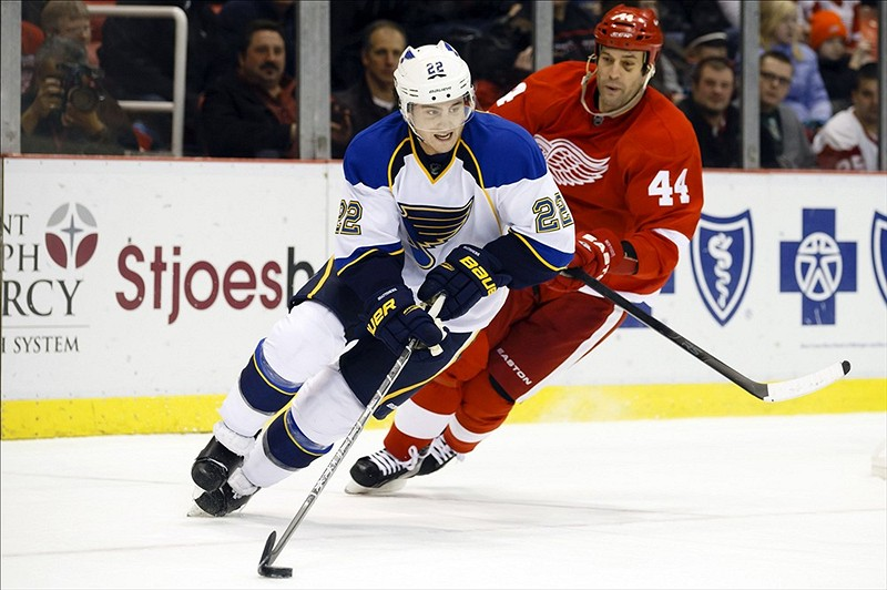 Shattenkirk has been a force on the Blues' blue line (Rick Osentoski-USA TODAY Sports)