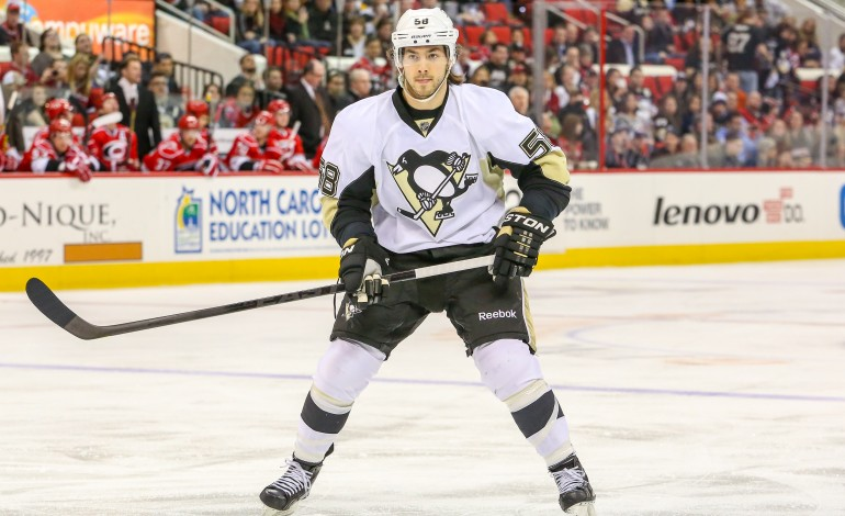 The Kris Letang Contract Negotiations: Part 1